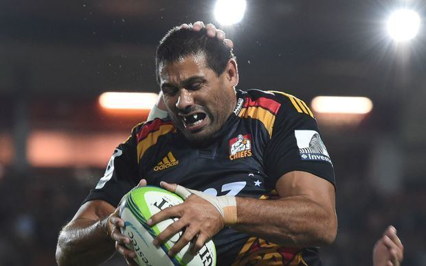 Ross Filipo Chiefs confident in second row Radio New Zealand News