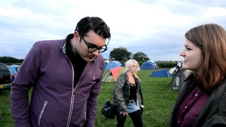 Ross Millard Katie Wilkinson interviewing Ross Millard from The