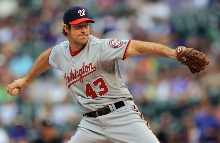 Ross Ohlendorf Best Week in Washington Sports Ross Ohlendorf The