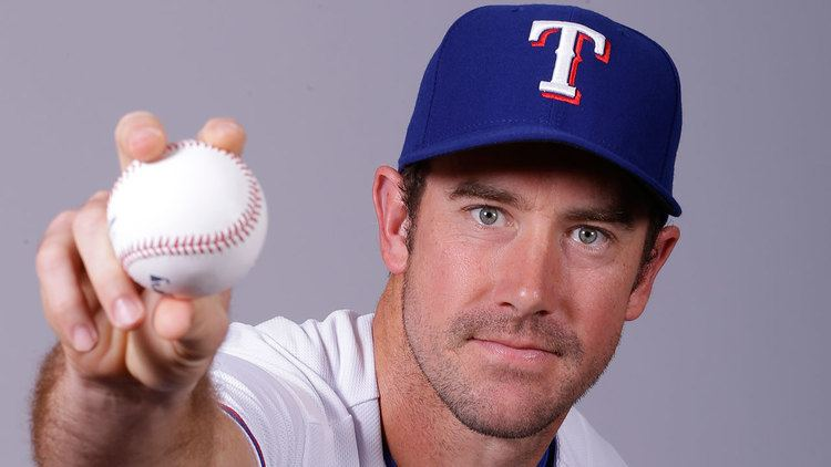 Ross Ohlendorf Texas Rangers pitcher Ross Ohlendorf shut down due to mild