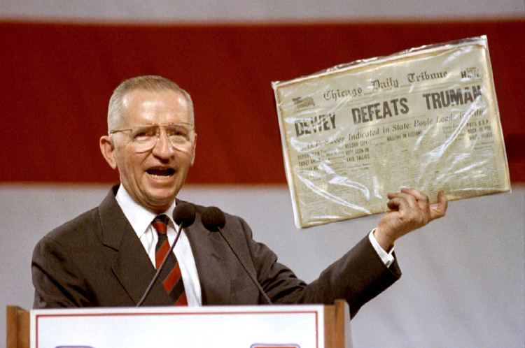 Ross Perot Ross Perot Couldnt Finish but Donald Trump Just Might That Devil