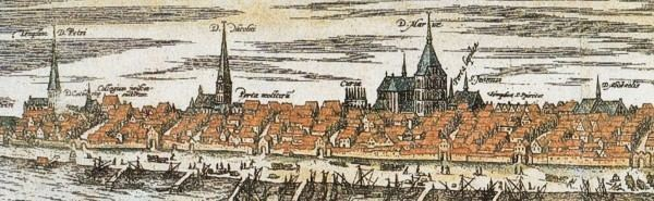 Rostock in the past, History of Rostock