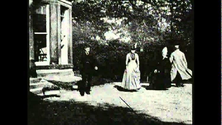 Roundhay Garden Scene Roundhay Garden Scene 1888 YouTube