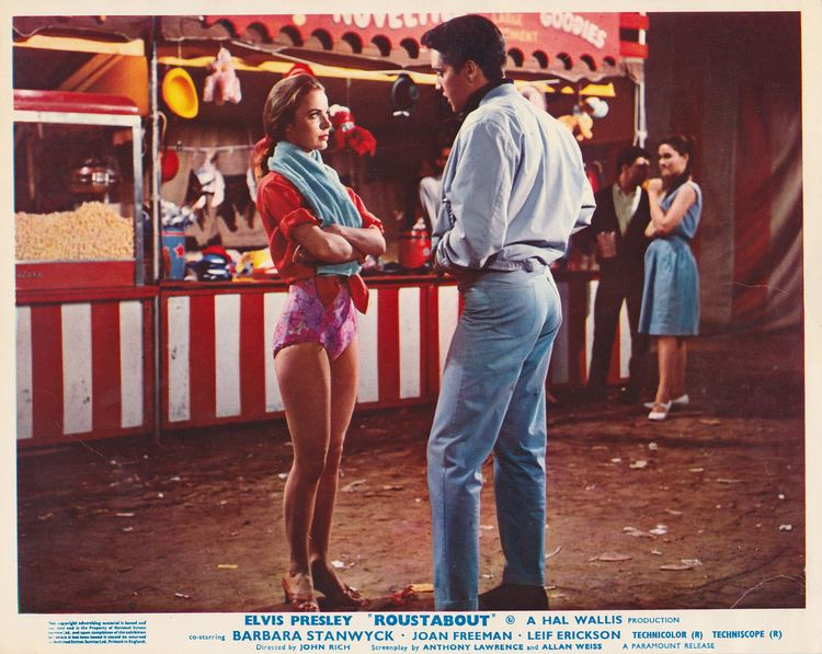 Roustabout (film) roustabout film Google Search Roustabout 1964 Pinterest