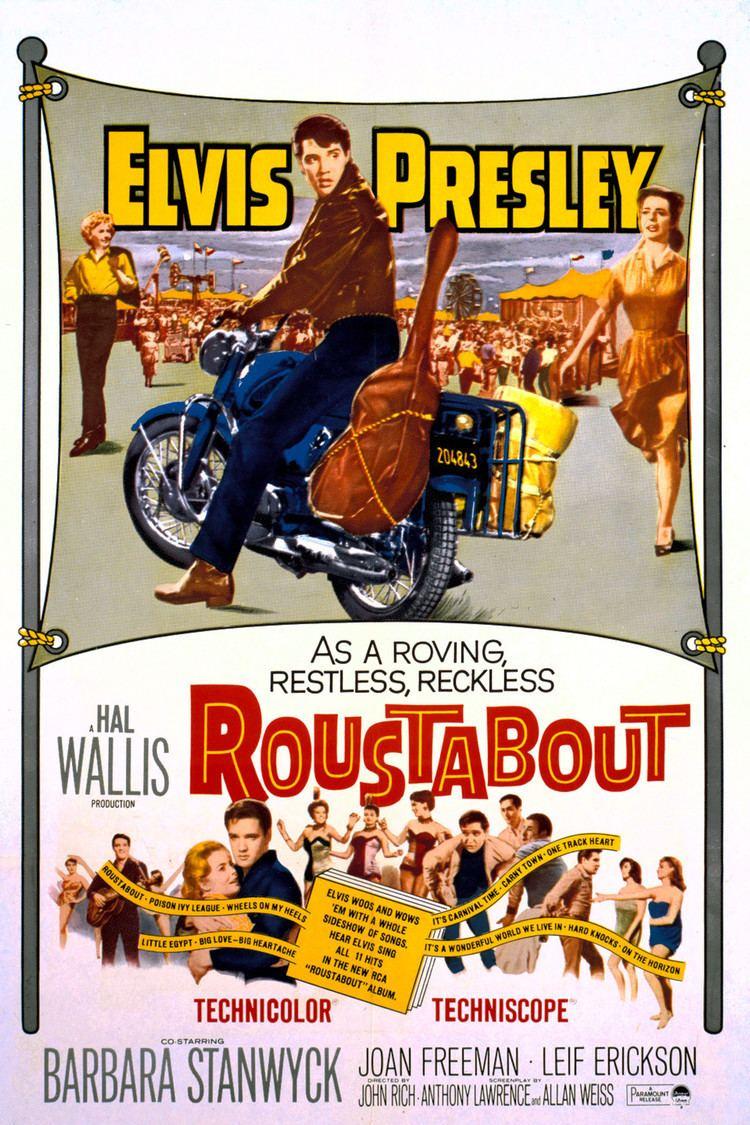 Roustabout (film) wwwgstaticcomtvthumbmovieposters2260p2260p