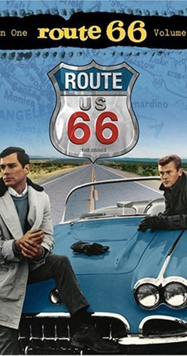 Route 66 (film) Route 66 TV Series 19601964 IMDb