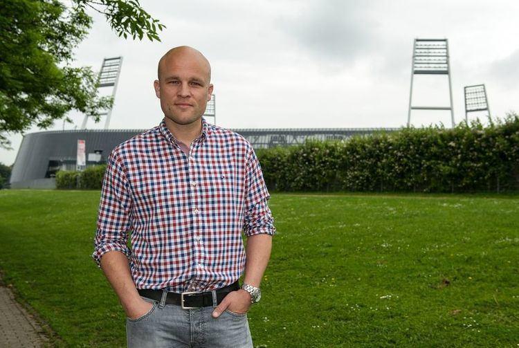 Rouven Schröder Das ist ExWerderSportdirektor Rouven Schrder Werder Bremen