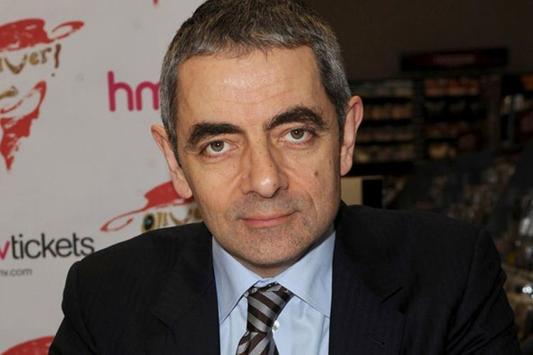 Rowan Atkinson The Telly Fiver Five Classic Rowan Atkinson Shows To