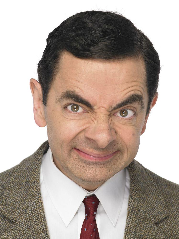 Rowan Atkinson Stars of Slapstick 51 Rowan Atkinson Travalanche