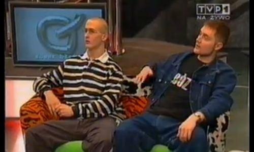 Rower Błażeja Rower Baeja o hip hopie 2000 r GLAMRAPPL Napdza HipHop