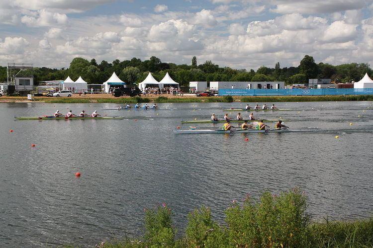 Rowing at the 2012 Summer Olympics – Men's lightweight coxless four httpsuploadwikimediaorgwikipediacommonsthu