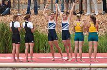 Rowing at the 2012 Summer Olympics – Women's coxless pair httpsuploadwikimediaorgwikipediacommonsthu