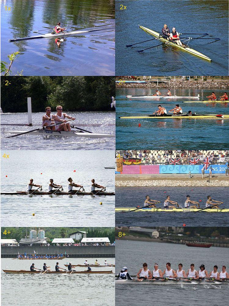 Rowing (sport)