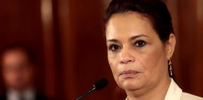 Roxana Baldetti Guatemala Arrests Former Vice President Roxana Baldetti