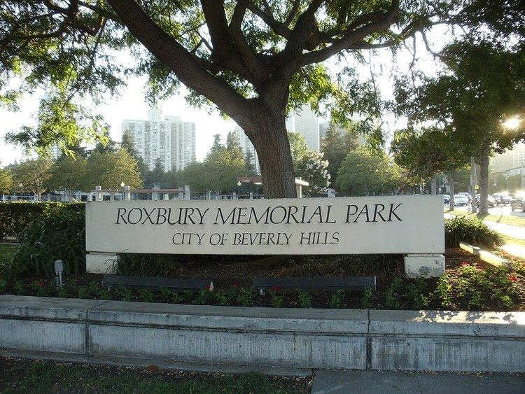 Roxbury Memorial Park