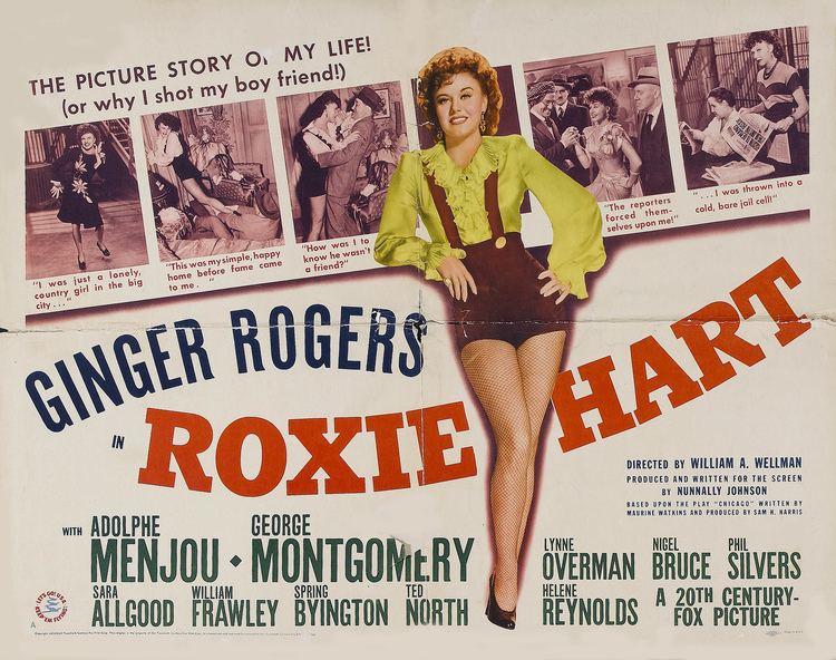 Roxie Hart (film) Roxie Hart