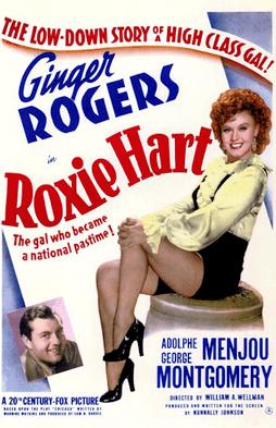 Roxie Hart (film) Roxie Hart film Wikipedia