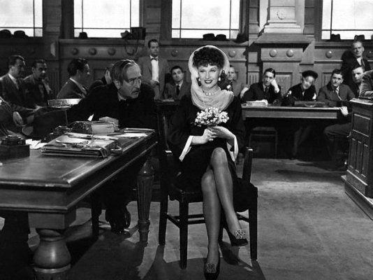 Roxie Hart (film) Roxie Hart William A Wellman 1942 Movie classics