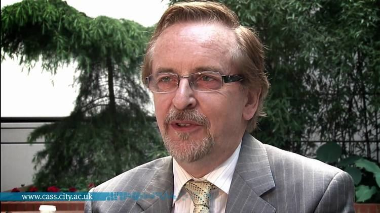 Roy Batchelor Episode 31 Professor Roy Batchelor on why economic forecasters