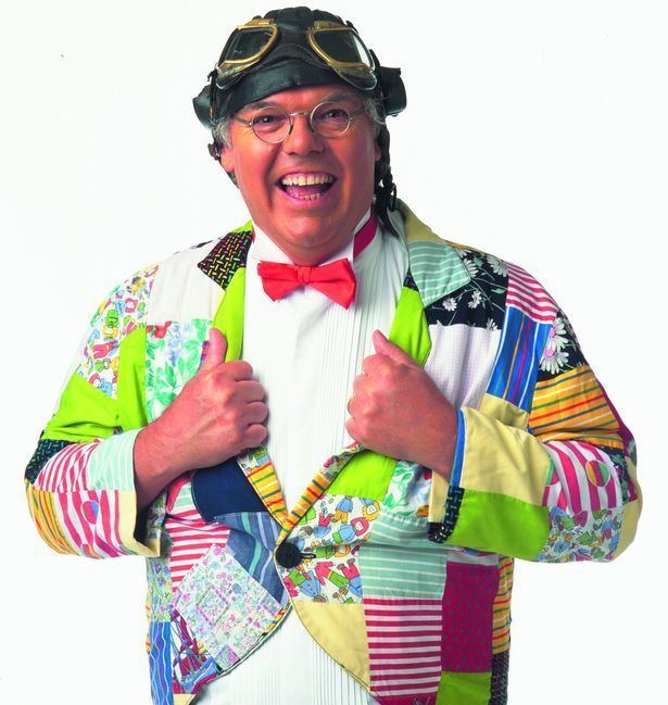 Roy chubby brown costume with you