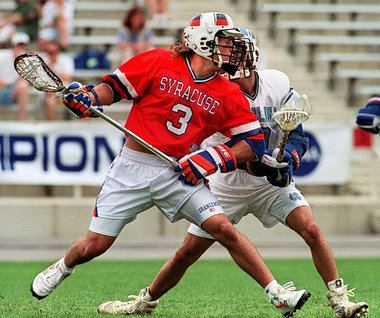 Roy Colsey Former Syracuse University lacrosse stars Roy Colsey and