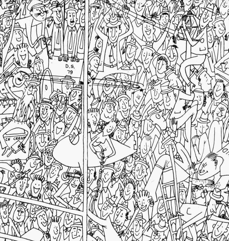 Roy Doty Mike Lynch Cartoons LAUGHIN Comic Strip by Roy Doty