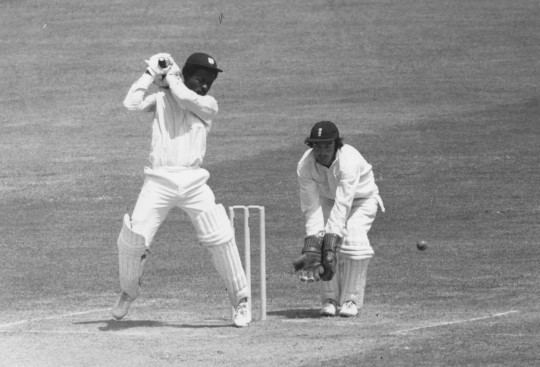 Roy Fredericks (Cricketer) family
