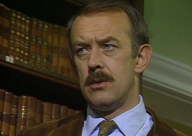 Roy Marsden PD James39s Detective Adam Dalgliesh as portrayed by Roy