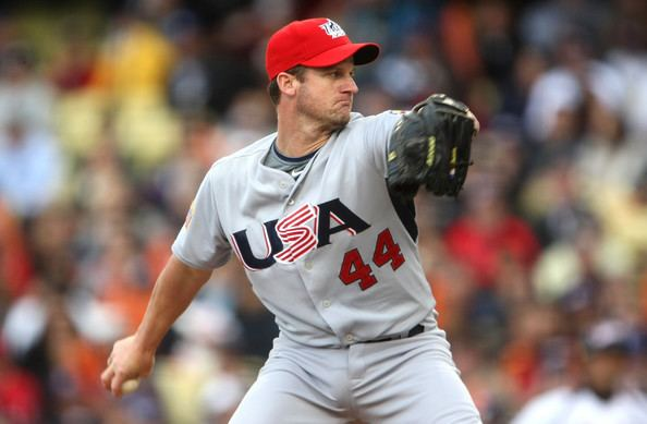 Roy Oswalt Roy Oswalt Pictures World Baseball Classic Finals Day