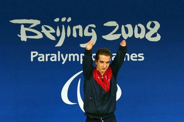 Roy Perkins Roy Perkins Photos Paralympics Day 4 Swimming Zimbio