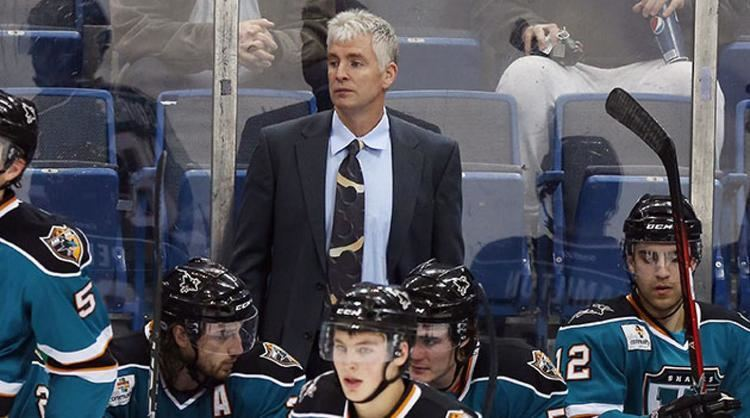 Roy Sommer Roy Sommer to set record for AHL wins with San Jose Barracuda SIcom