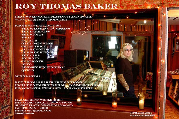 Roy Thomas Baker RoyThomasBakerV3jpg