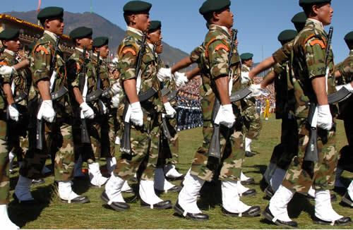 Royal Bhutan Army