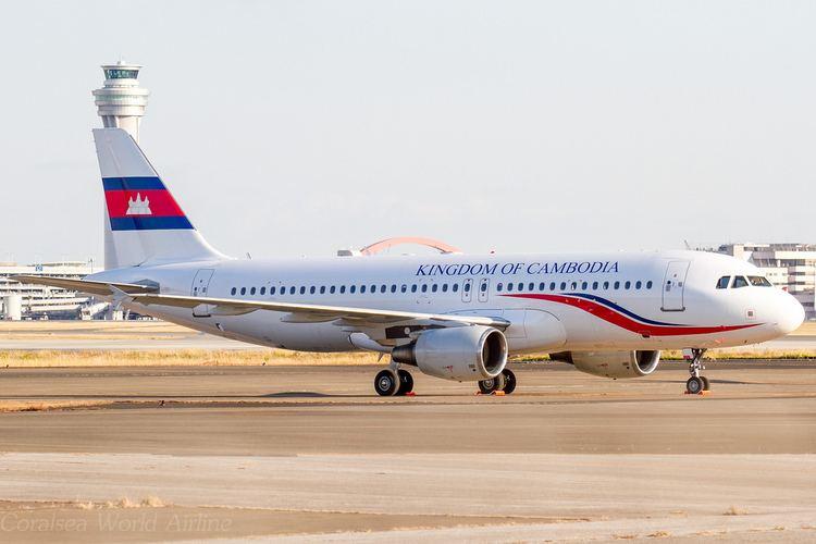 Royal Cambodian Air Force Royal Cambodian Air Force A320214 KOC001 Tokyo Hane Flickr