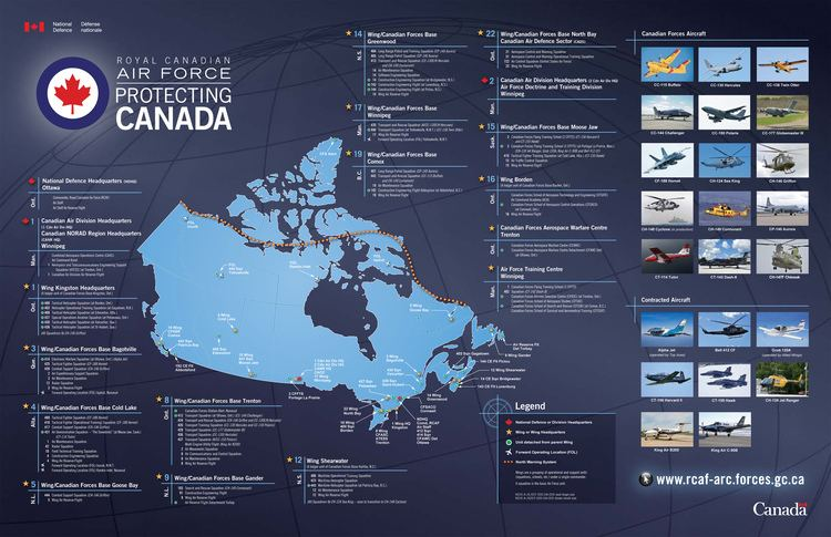 Royal Canadian Air Force RCAF Map Publications Royal Canadian Air Force