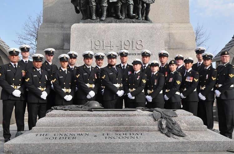 Royal Canadian Navy Royal Canadian Navy News and Operations Article View quotBravo