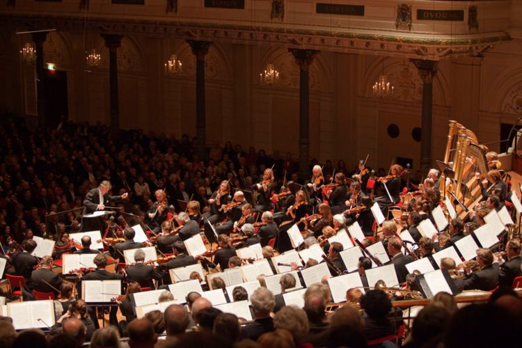 Royal Concertgebouw Orchestra Royal Concertgebouw Orchestra Introductory Concert Amsterdam