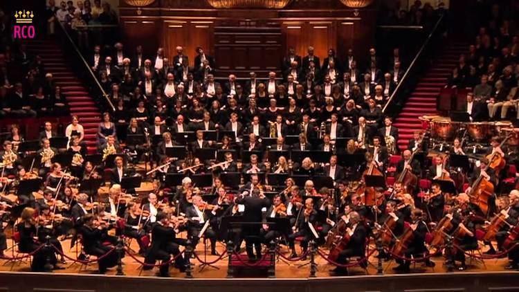 Royal Concertgebouw Orchestra Mahler Symphony No 2 39Auferstehung39 YouTube