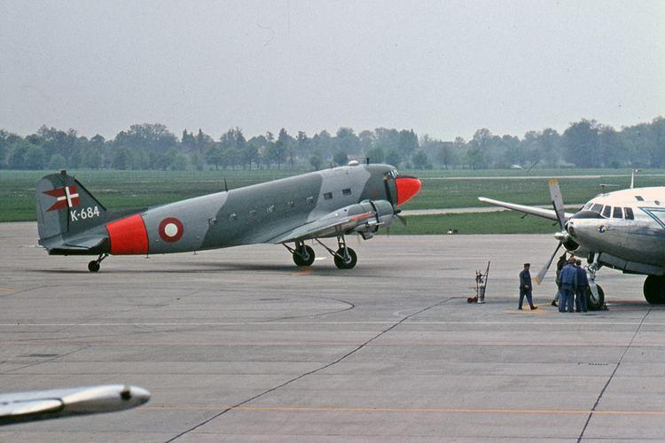Royal Danish Air Force FileDouglas C47A Skytrain K684 Royal Danish Air Forcejpg