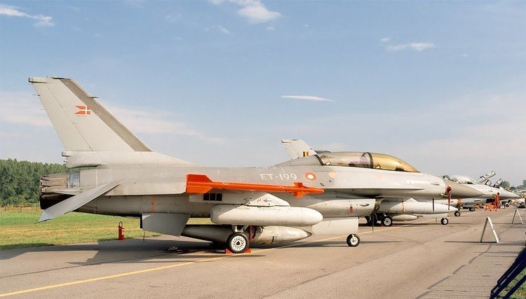 Royal Danish Air Force Royal Danish Air Force JOIN FORCES with US Air Force in exercise