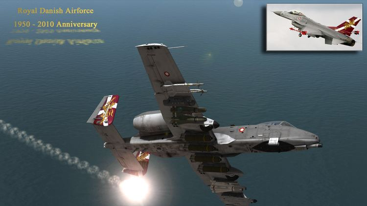 Royal Danish Air Force Fictional Royal Danish Airforce