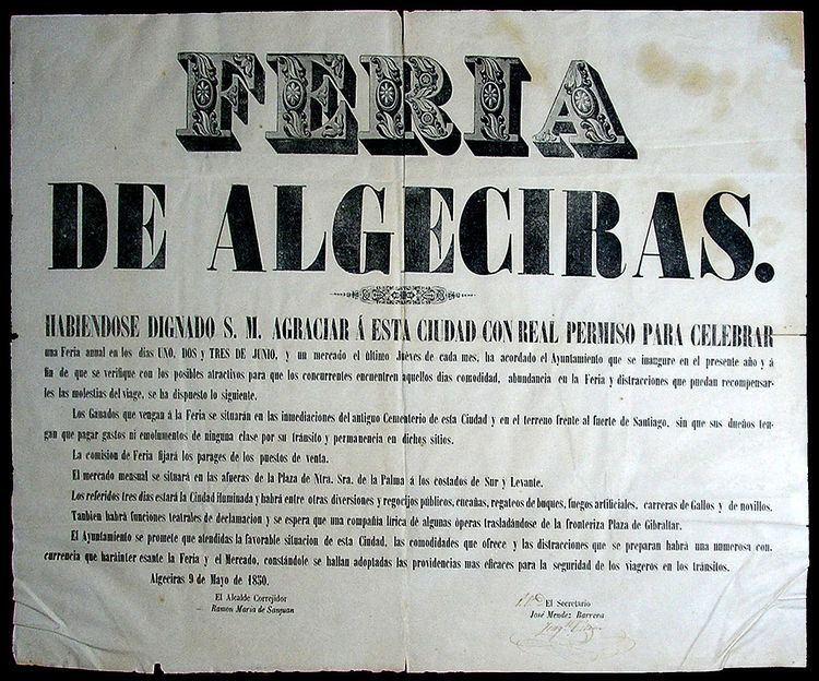 Royal Fair of Algeciras
