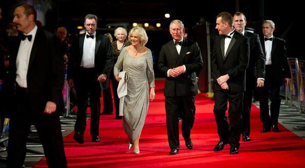 Royal Film Performance Camilla Parker Bowles Photos Photos Royal Film Performance Of