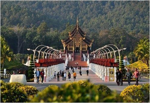 Royal Flora Ratchaphruek Package Tours Chiang Mai and Travel Guide The Royal Flora Ratchaphruek