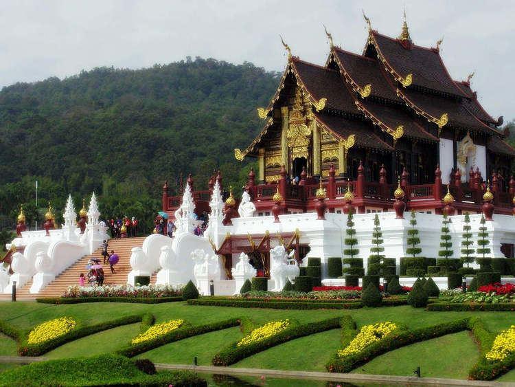 Royal Flora Ratchaphruek Royal Flora Ratchaphruek Easy Day Thailand Tours