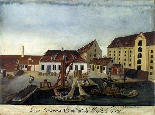 Royal Greenland Trading Department