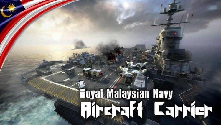 Royal Malaysian Navy Royal Malaysian Navy Aircraft Carrier Amphibious Assault Ship