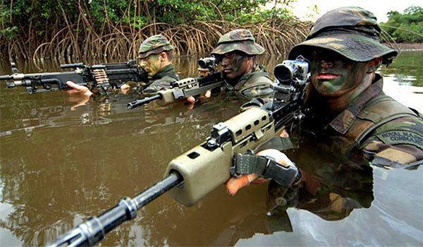Royal Marines Recce Troop Royal Marines