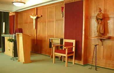 Royal Military College of Canada chapels