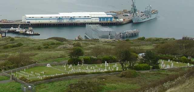 Royal Naval Cemetery